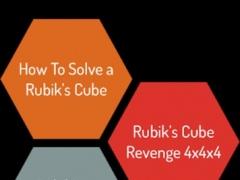 Rubiks Cube Guide - How To Play Rubiks Cube 1.0 Screenshot