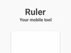 Ruler for Android 1.0 Screenshot