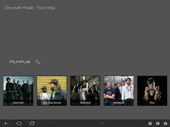 Rumpus - Tablet 0.9.15 Screenshot