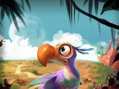 Run Dodo Run! Jaddream 1.4.5 Screenshot