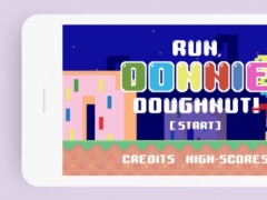 Run, Donnie Doughnut! 1.0 Screenshot