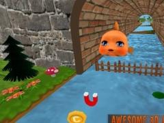 Run Fish Run: Happy Fish Canal Endless Run Pro 1.0 Screenshot