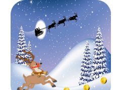Run Games Reindeer Christmas 1.0 Screenshot