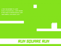 Run Square Run 0.0.1 Screenshot