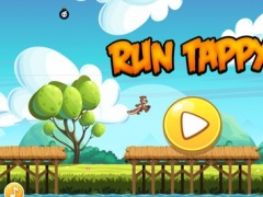 Run Tappy ~ Free Adventure Running Game for Kids 1.0 Screenshot