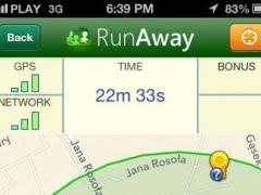 RunAway - Get coin and run! 3.0 Screenshot