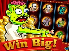 Runaway Killer Angry Zombie Apocalypse Slot Machine Win Big Fun Scary Night Vegas Way 1.0 Screenshot