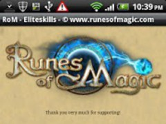 Runes of Magic - Eliteskills 3.0 Screenshot