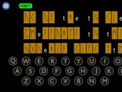 Runic Cryptogram 1.2 Screenshot