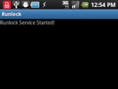 Runlock (UnlockTo Dialer) 1 Screenshot