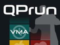Running calc (QPRUN) 1.6 Screenshot
