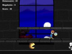 Running Nerd 0.2.1 Screenshot