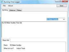 Running Time Logger 2.0 Screenshot