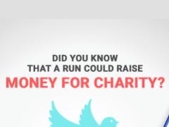 Sentiv - Run or Walk & Raise Money for a Charity 3.0.1 Screenshot