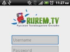 Rurem TV 3.0.3 Screenshot