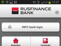 Rusfinance Bank 1.4.2 Screenshot