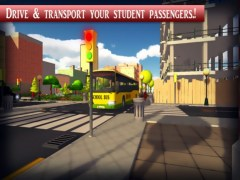 Russian School Bus Simulator - ITS A RACE AGAINST TIME 1.0 Screenshot
