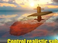 Russian Submarine Simulator 3D Free 1.0 Screenshot