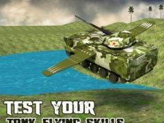 Russian Tank Flying Battle Sim 1.0 Screenshot