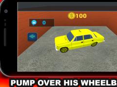 Russian Taxi Cab Sim 3D 1.0 Screenshot