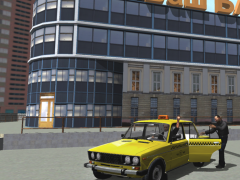 Russian Taxi Simulator 2016 2.1.1 Screenshot