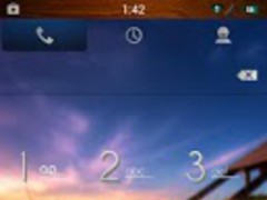 Rustic Fall Theme BAMF/CM10 2 Screenshot