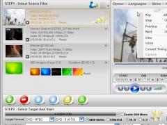 RZ DVD Creator 4.58 Screenshot