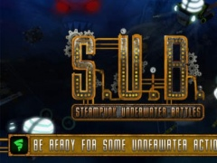 S.U.B. - Steampunk Underwater Battles for iPhone 1.0 Screenshot