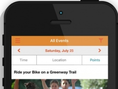 SA Parks Fitness 2.3 Screenshot