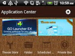 Sack Go SMS Pro Theme 1.0 Screenshot