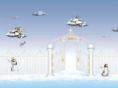 Sacred Angels Christian Screensaver 2.0 Screenshot