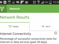 Safaricom NetPerform 2.1.4 Screenshot