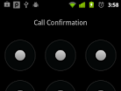 Safe Call Confirm 2.2 Screenshot