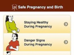 Safe Pregnancy and Birth 0.9.1 Screenshot