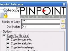 SafeCopy 1.0 Screenshot