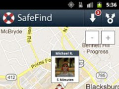 SafeFind - Share Your Location 2.0.2 Screenshot