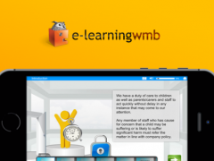 Safeguarding Children Learning 2.2 Screenshot