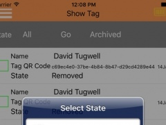 SafeTTag System 1.0.1 Screenshot