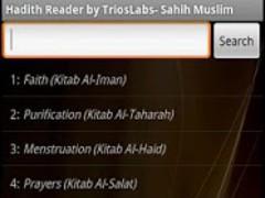 Sahih Muslim Free 1.3 Screenshot