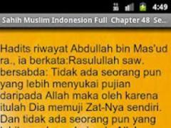 Sahih Muslim Indonasian 1.0 Screenshot