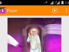Sai Baba Aarti Audio 1.0 Screenshot