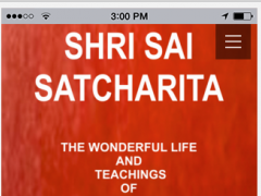 Sai Sat Charitra Audio Book 1 Screenshot