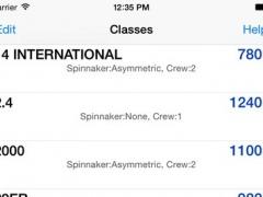 Sailing Race Time Calculator 1.5.2 Screenshot