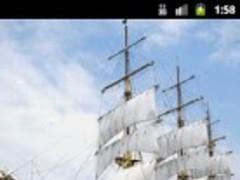 Sailing ship Live Wallpaper 1.0 Screenshot