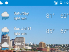 Saint Paul , MN - weather 4 Screenshot