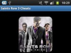 Saints Row 3 Cheats FREE 1.00 Screenshot