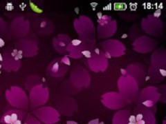 Sakura Falling Live Wallpaper 1.5 Screenshot