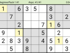 Easy Sudoku 1.028 Screenshot