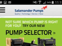 Salamander Pumps 1.0.2 Screenshot