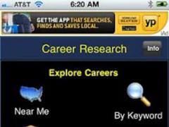 Salary Search 1.1 Screenshot